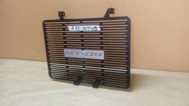 Protetor de radiador / Yamaha MT 09 - Foto 4