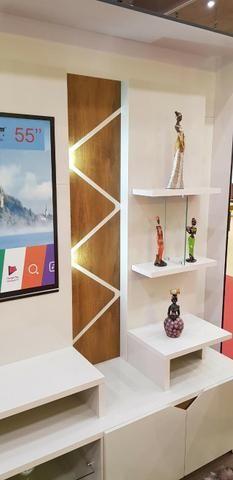 """Home Cross com LED para Tv até 55"""" - Entrega Grátis - Foto 5"""