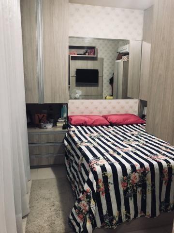 Apartamento projetado em caucaia cond. irie 1