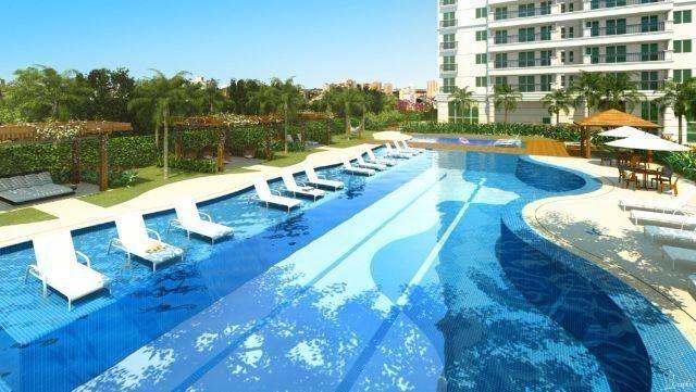 Terramaris Club Condominium; 3/4, sendo 1 suíte; 80m²; 2 vagas; em Ponta Negra