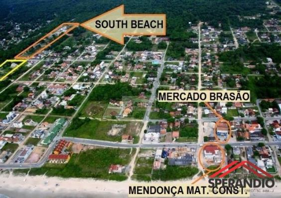 Terreno parcelado south beach ii, entrada+saldo em até 168x - Foto 8