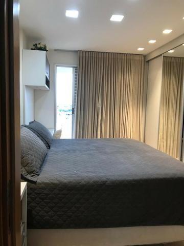 Apartamento Innovare Sacada Com Churrasqueira 02 Vagas De Garagens - Foto 9