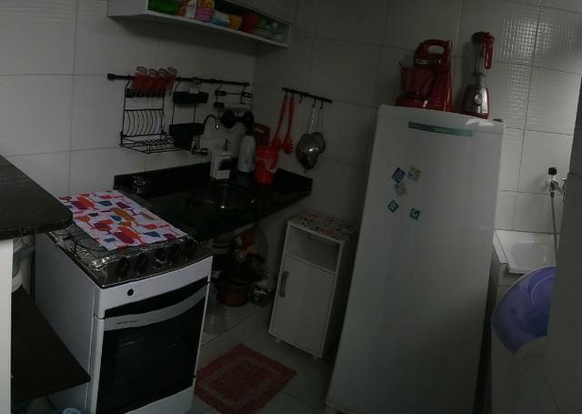 Apartamento perto da Faculdade de Ilhéus e Praia dos Milionários - Foto 6