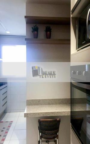 Apartamento Innovare Sacada Com Churrasqueira 02 Vagas De Garagens - Foto 11
