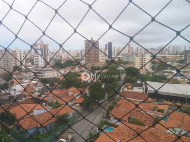Apartamento com 4 dormitórios à venda, 112 m² por r$ 310.000,00 - varjota - fortaleza/ce - Foto 20