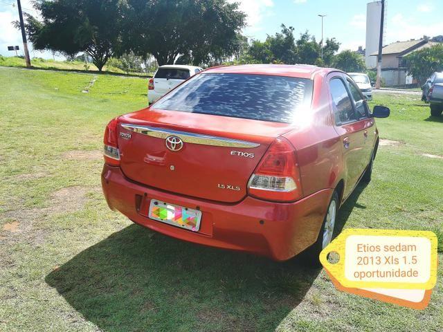 Toyota etios sedam 2013 xls 1.5 27.900,00 - Foto 9