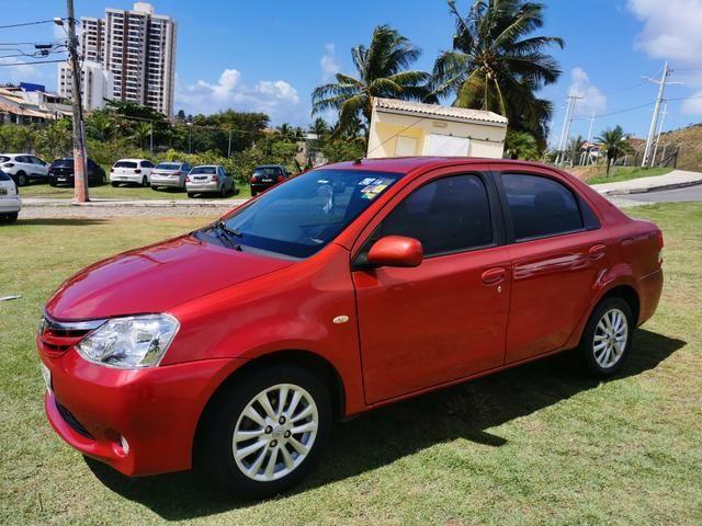 Toyota etios sedam 2013 xls 1.5 27.900,00 - Foto 10