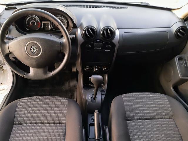 Sandero Privilegie 1.6 automático 14!! ótimo estado Ac trca! - Foto 7