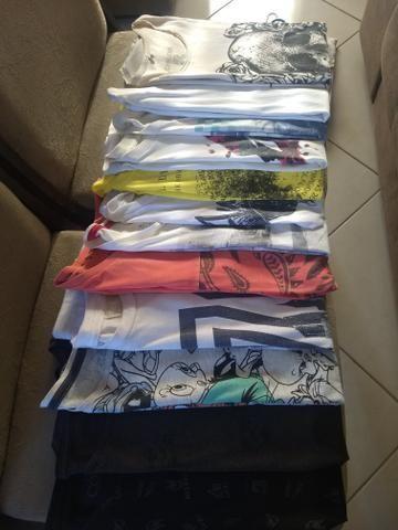 Lote de camisetas - Foto 4