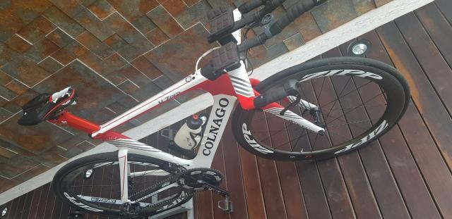 Colnago K Zero Triathlon - Time Trial - Foto 2