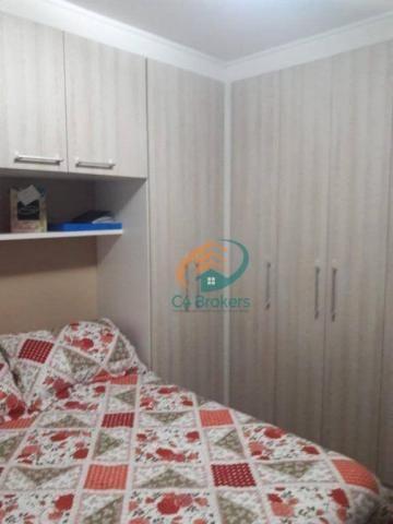 Apartamento 2 dormis 64 metros com planejados Macedo - Foto 14
