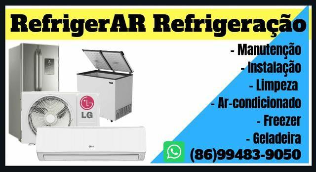 RefrigerAR Refrigeração