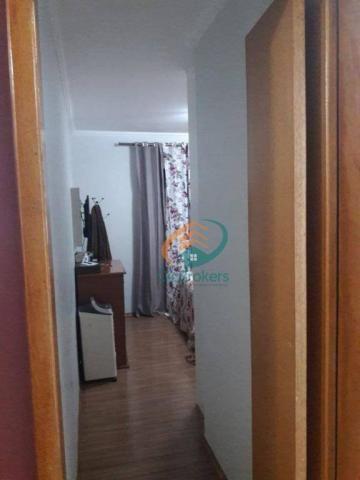 Apartamento 2 dormis 64 metros com planejados Macedo - Foto 15