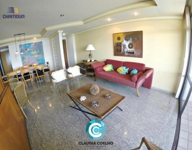 Apartamento em Guarapari, 03 Quartos frente para o mar na Praia do Morro - Foto 6