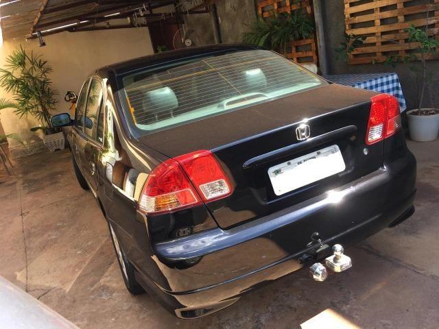 Honda Civic 2005 Automatico Completo - Foto 5