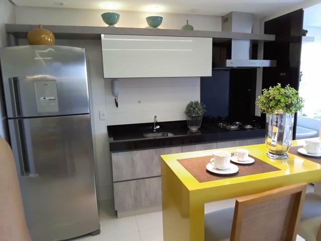 Apartamento 2 qts 1 suite lazer completo prox buriti shopping ac financiamento - Foto 4