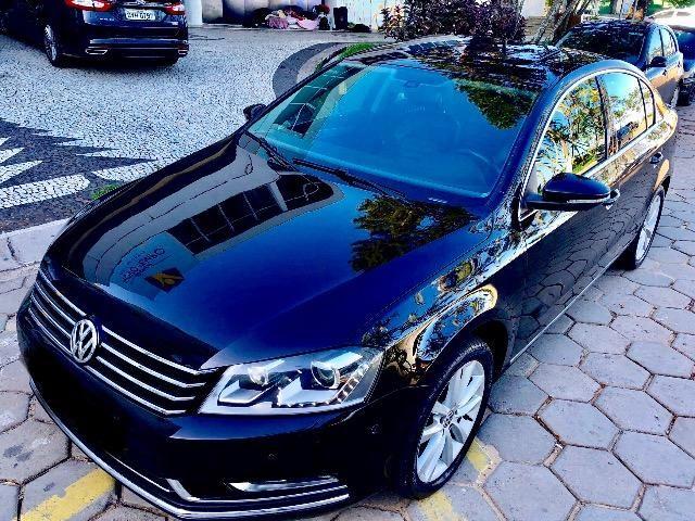 VW Passat TSI *Impecável*Pacote Premium opcionais - Foto 10