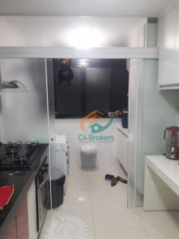Apartamento 2 dormis 64 metros com planejados Macedo - Foto 9