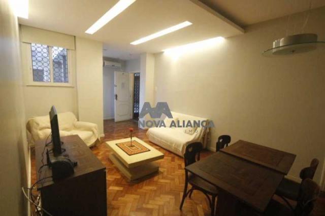Apartamento à venda com 3 dormitórios em Flamengo, Rio de janeiro cod:NFAP30846