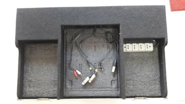 Case para CDJ 200 e mixer DJM 700 - Foto 4