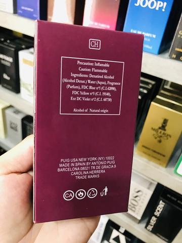Perfume 212 Sexy Men Eau de Parfum 100ml - Foto 2