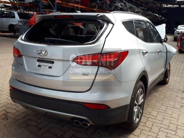 Sucata Hyundai Santa Fé 2014/15 3.3 270cv Gasolina V6 - Foto 2