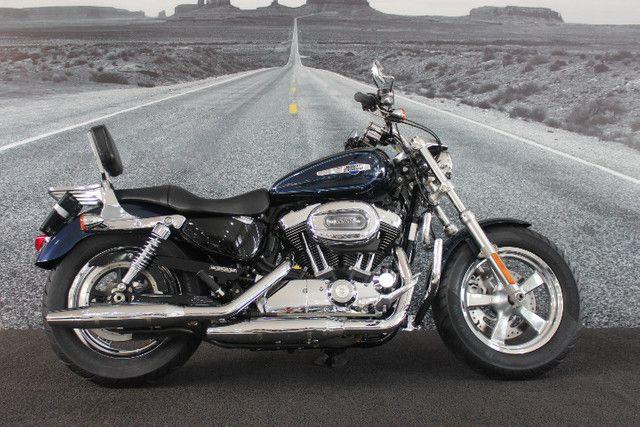 Harley davidson xl 1200 custom 2014/2014 - Foto 2