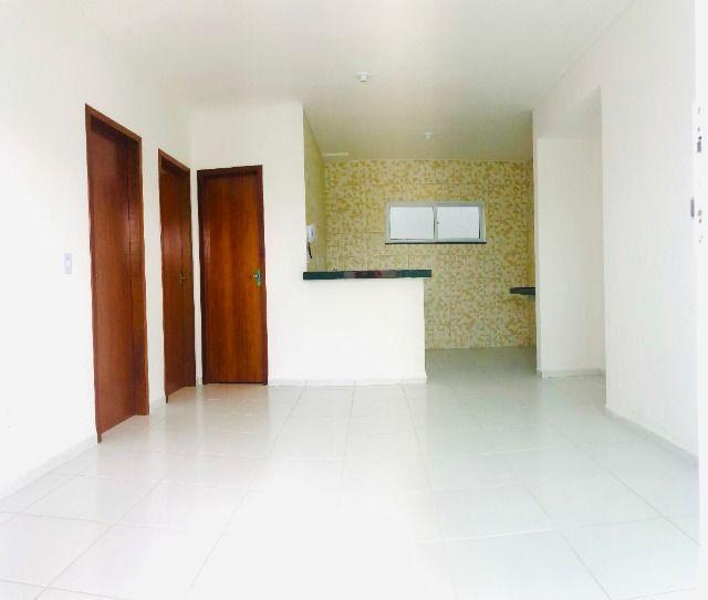 WS lindos apartamentos novos com 2 quartos 2 banheiros com entrada facilitada - Foto 4