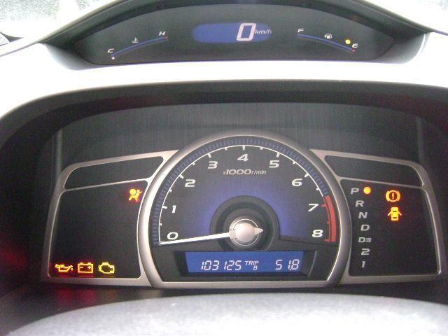 Honda Civic LXS 1.8 16V (Aut) (Flex) 2007/2008 - Foto 5