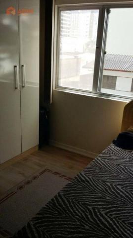 Apartamento 2 dormitórios, mobiliado, 01 vaga privativa no Edifício Spezia, Centro de Baln - Foto 9