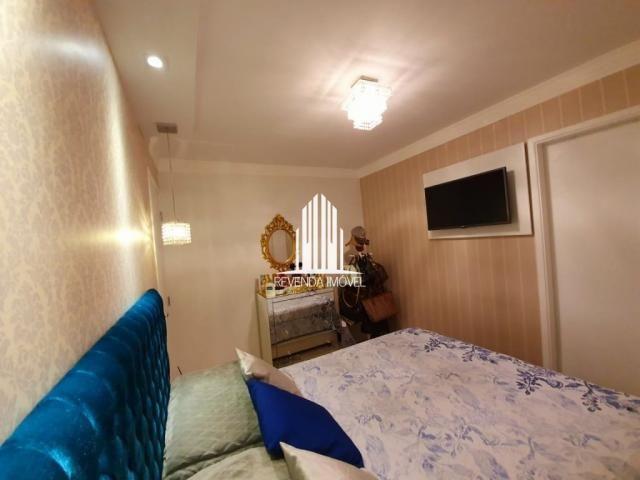 Apartamento PRONTO para MORAR de 2 dormitórios com 1 vaga de garagem na Vila Milton - SP. - Foto 8