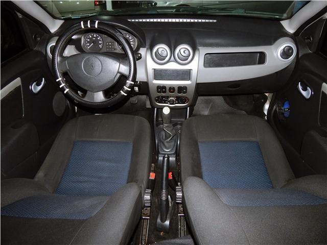Renault Sandero 1.0 authentique 16v flex 4p manual - Foto 11