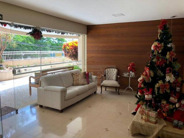 Apartamento com 4 dormitórios para alugar, 270 m² por R$ 3.880/mês - Setor Central - Rio V - Foto 8