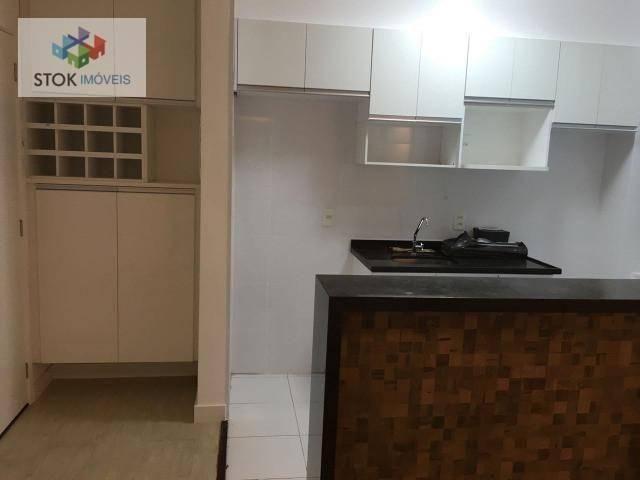 Apartamento com 2 dormitórios à venda, 80 m² por R$ 560.000 - Jardim Flor da Montanha - Gu - Foto 3