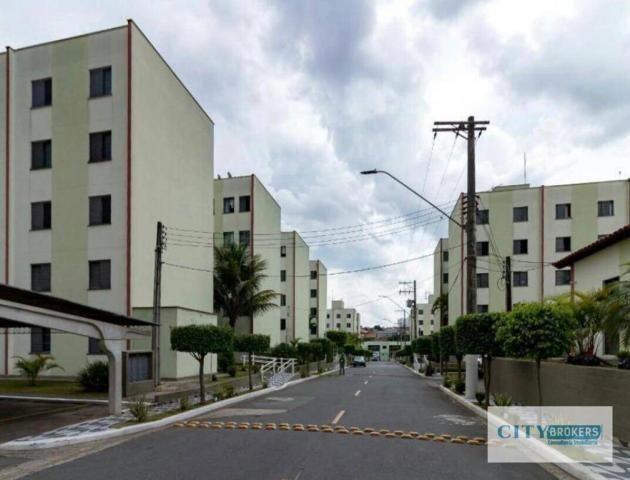 Apartamento com 2 dormitórios à venda, 50 m² por R$ 220.000,00 - Vila Rio de Janeiro - Gua - Foto 4