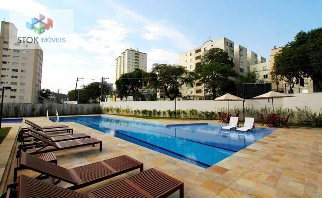 Apartamento com 2 dormitórios à venda, 62 m² por R$ 370.000,00 - Vila Augusta - Guarulhos/ - Foto 3