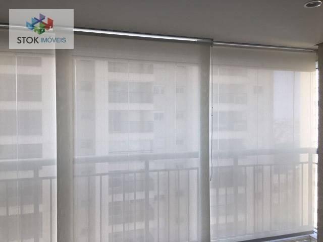 Apartamento com 2 dormitórios à venda, 80 m² por R$ 560.000 - Jardim Flor da Montanha - Gu - Foto 5