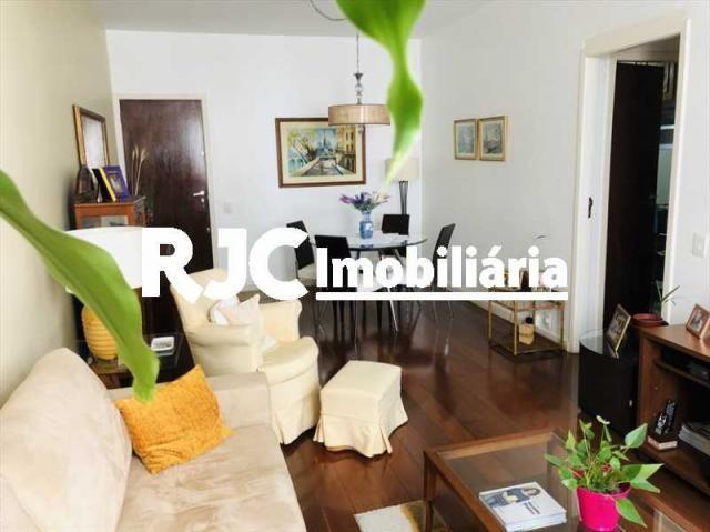 Apartamento à venda com 3 dormitórios em Tijuca, Rio de janeiro cod:MBAP33158 - Foto 2