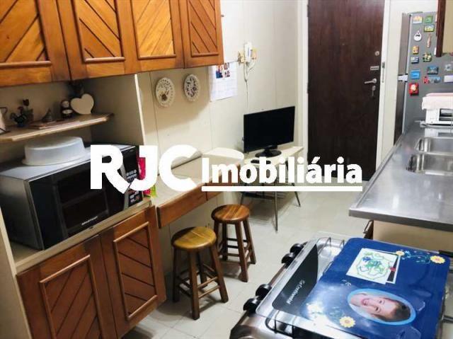 Apartamento à venda com 3 dormitórios em Tijuca, Rio de janeiro cod:MBAP33158 - Foto 19