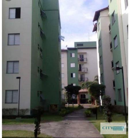 Apartamento com 2 dormitórios à venda, 50 m² por R$ 220.000,00 - Vila Rio de Janeiro - Gua - Foto 3