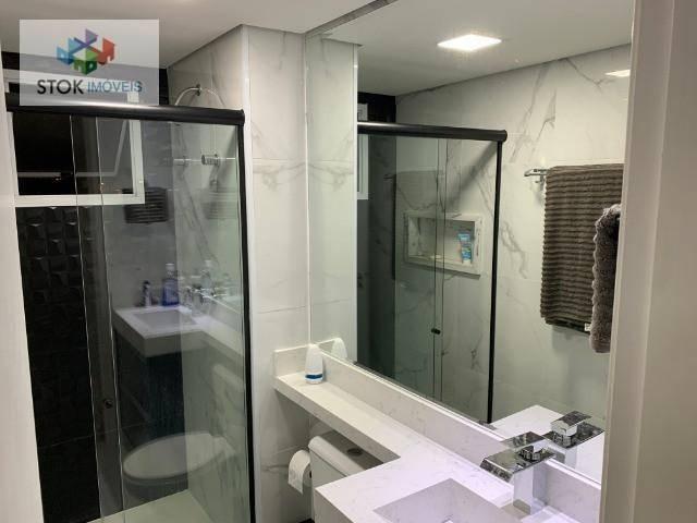 Apartamento com 3 dormitórios à venda, 83 m² por R$ 605.000 - Jardim Flor da Montanha - Gu - Foto 10