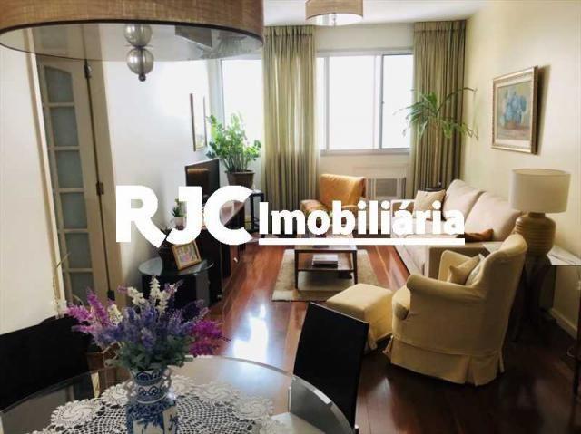 Apartamento à venda com 3 dormitórios em Tijuca, Rio de janeiro cod:MBAP33158 - Foto 3