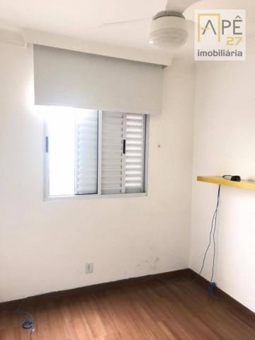 Apartamento 100% mobiliado com 2 dormitórios para alugar, 47 m² por R$ 1.850/mês - Ponte G - Foto 11
