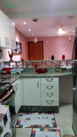 Apartamento com 2 dormitórios à venda, 50 m² por R$ 250.000 - Parque Maria Helena - Guarul - Foto 12