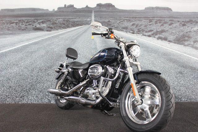 Harley davidson xl 1200 custom 2014/2014 - Foto 6