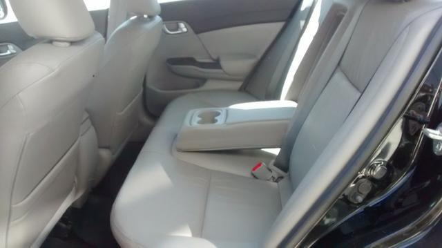 Civic LXR 2.0 Flex Aut. Ano 2014 Completo Bx km * Lindão * - Foto 9