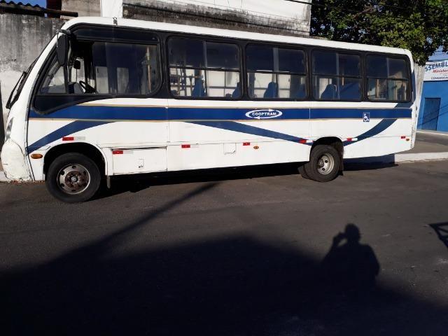 Microonibus mercedez bens - Foto 2
