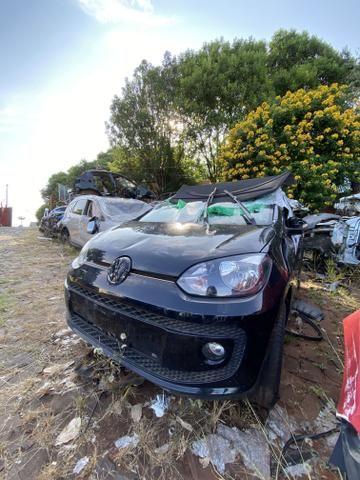 Sucata para retirada de peças- VW UP - Foto 5