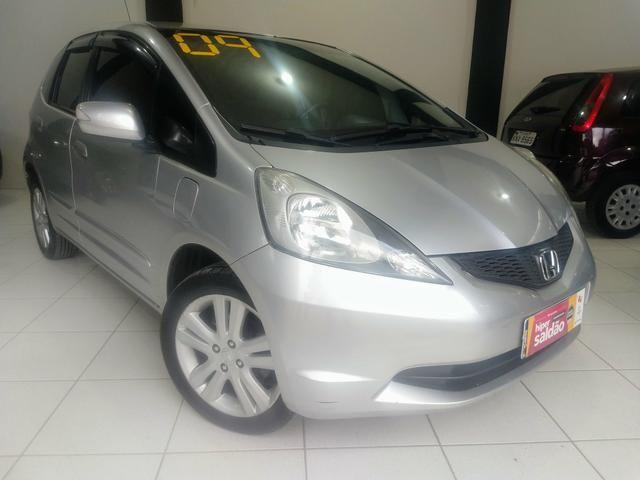 Honda Fit 2009 + Gnv - Foto 3