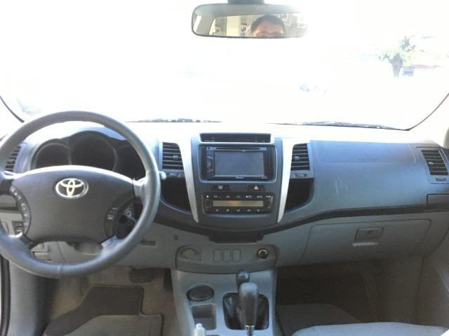Toyota Hilux SRV 3.0 Turbo 4X4 Aut 2011 R$ 76.900,00 - Foto 10